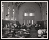 view SI Commons, West Wing, Smithsonian Institution Building, or Castle digital asset number 1