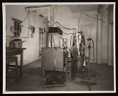 view Division of Radiation and Organisms Laboratory, Smithsonian Institution Building, or Castle - Equipment digital asset number 1