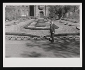 view Victorian Garden in the South Yard with James R. Buckler digital asset number 1
