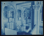 view Library Stacks, Lower Main Hall, Smithsonian Institution Building, or Castle digital asset number 1