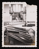 view Removal of United States National Herbarium from Smithsonian Institution Building, or Castle digital asset number 1