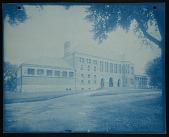 view Exterior View of Austin Hall at Harvard University digital asset number 1