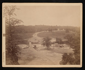 view National Zoological Park, Construction - Piers and Abutments of Bridge digital asset number 1