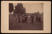 view National Zoological Park, Site Visit with Frederick Law Olmsted digital asset number 1