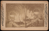 """view Reproduction of """"America"""" Group in the Smithsonian Institution Building, or Castle digital asset number 1"""