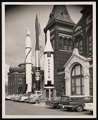 view Rocket Row, Arts and Industries Building - Polaris A-1, Vanguard, and Jupiter-C digital asset number 1