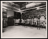 view Water Transportation Exhibits, North East Range, United States National Museum digital asset number 1