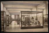 view Ethnology Exhibits, Natural History Building - Family Groups digital asset number 1