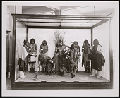 view Ethnology Exhibit, Natural History Building - Life Groups digital asset number 1