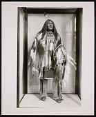 view Ethnology Exhibit, Natural History Building - Kicking Bear Figure digital asset number 1