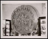 view Antiquities of Mexico, Natural History Building - Aztec Calendar Stone digital asset number 1