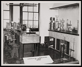 view Hall of Physical Sciences, Museum of History and Technology - Chemistry Laboratory, 1890 digital asset number 1