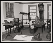 view Hall of Physical Sciences, Museum of History and Technology - Chemistry Laboratory, 1790 digital asset number 1