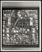 view Stained Glass Window Reproduction, Hall of Tools, Museum of History and Technology digital asset number 1
