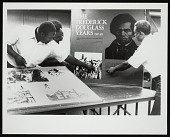 "view ""The Frederick Douglass Years"" Exhibition, Anacostia Neighborhood Museum digital asset number 1"