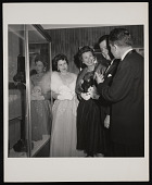 view Opening of Maude Monel Jade Collection, Museum of Natural History digital asset number 1