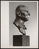 view Bronze Bust of General James H. Doolittle to National Air Museum digital asset number 1