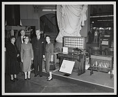 view Opening of U.S. Census Exhibit, Arts and Industries Building digital asset number 1