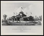 view Centennial Exposition of 1876, Philadelphia digital asset number 1