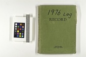 view Negative Log Book Number 8, (76-1 to 76-19384) digital asset number 1