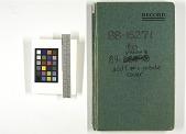 view Negative Log Book Number 19, (88-15271 to 89-23594) digital asset number 1