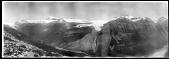 view Looking Across Yoho Valley toward Takakkaw Falls digital asset number 1
