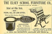 view The Elsey School Furniture Company from The American stationer. digital asset number 1