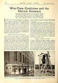 view War-time conditions in the United States from Electric railway journal. digital asset number 1