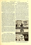 view Liberty Bond advertisement from Electric railway journal. digital asset number 1