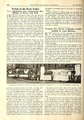 view Traveling stage and motor car from Electric railway journal. digital asset number 1