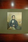 view Baxter, George, 1804-1867, artist. Colored engraving of Robert Moffat digital asset: Baxter, George, 1804-1867, artist. Colored engraving of Robert Moffat