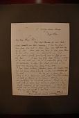 "view Ward, Herbert, 1863-1919. Autograph letter signed to Major J.B. Pond, written from ""6 Carlton House Terrace S.W."" digital asset: Ward, Herbert, 1863-1919. Autograph letter signed to Major J.B. Pond, written from ""6 Carlton House Terrace S.W."""
