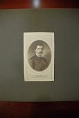 view Henry Morton Stanley portrait engraving by Maull & Co. digital asset: Henry Morton Stanley portrait engraving by Maull & Co.