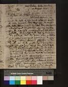 "view Livingstone, David, 1813-1873. Autograph letter signed to Robert Moffat, from ""Near Victoria Falls--Zambezi"" digital asset: Livingstone, David, 1813-1873. Autograph letter signed to Robert Moffat, from ""Near Victoria Falls--Zambezi"""
