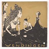view Wendingen: maandblad voor bouwen en sieren, Vol. 9, No. 5 digital asset number 1