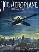 view The aeroplane : rag and two-step / by Jack Glogau digital asset number 1
