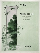 view Aces high : over the clouds : march / Ed. Roberts digital asset number 1