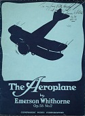 view The aeroplane op. 38, no. 2 by Emerson Whithorne digital asset number 1