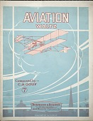view Aviation waltz / composed by C.A. Gouf digital asset number 1