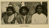 view Yaqui women from Bulletin -- Smithsonian Institution, Bureau of American Ethnology. digital asset number 1