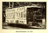 view Advertisement on car from Electric railway journal. digital asset number 1