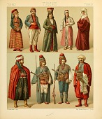 view Turkish costumes from Turkish costumes. digital asset number 1