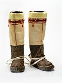 view Mukluks Or Boots (Pair) digital asset number 1