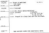 view Packet Of Medicinal Tree Resin digital asset number 1