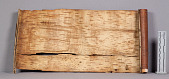 view Birch Bark Scroll, Grand Medicine Chart digital asset number 1