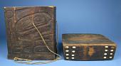 view Carved Wooden Box digital asset number 1