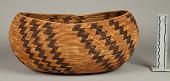view Coiled Oblong Basket digital asset number 1