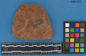 view Fragment Of Ancient Pottery - Ornamented digital asset number 1