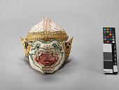 view Mask - Face Of Hanuman Giant Monkey (Nah Hanumahn) digital asset number 1
