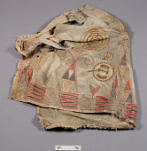 view Coat Decorated, Fragmentary digital asset number 1